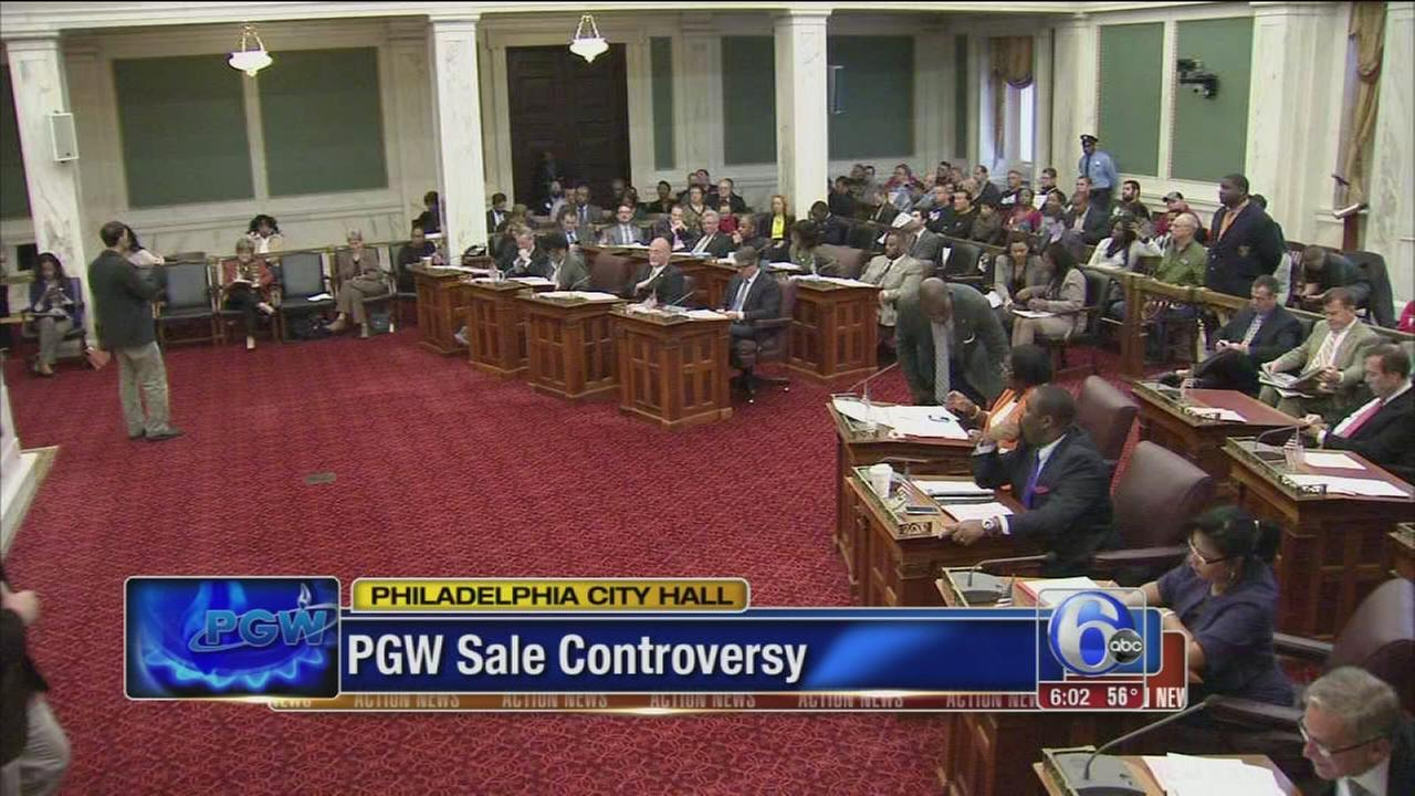 VIDEO: Phila. City Council back in session after PGW controversy