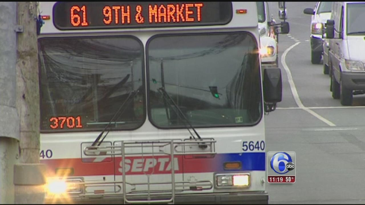 VIDEO: Investigation: Side mirrors a deadly flaw on SEPTA buses?