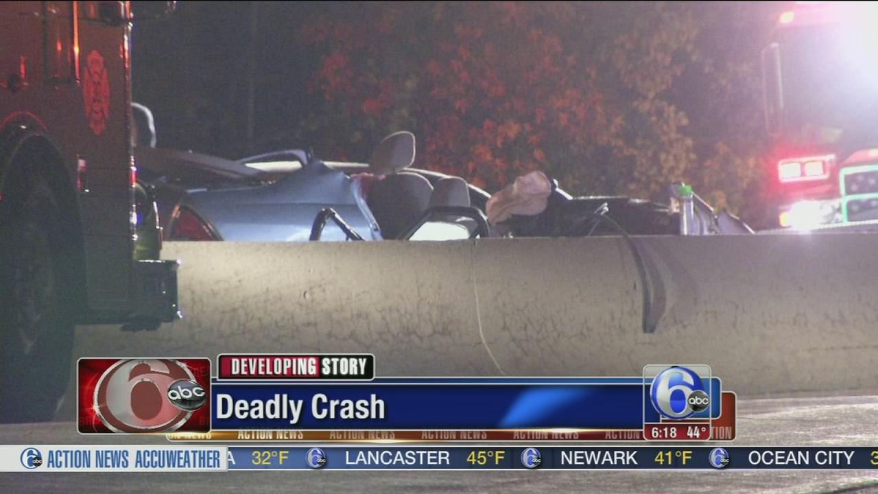 VIDEO: 1 dead in Falls Twp. crash