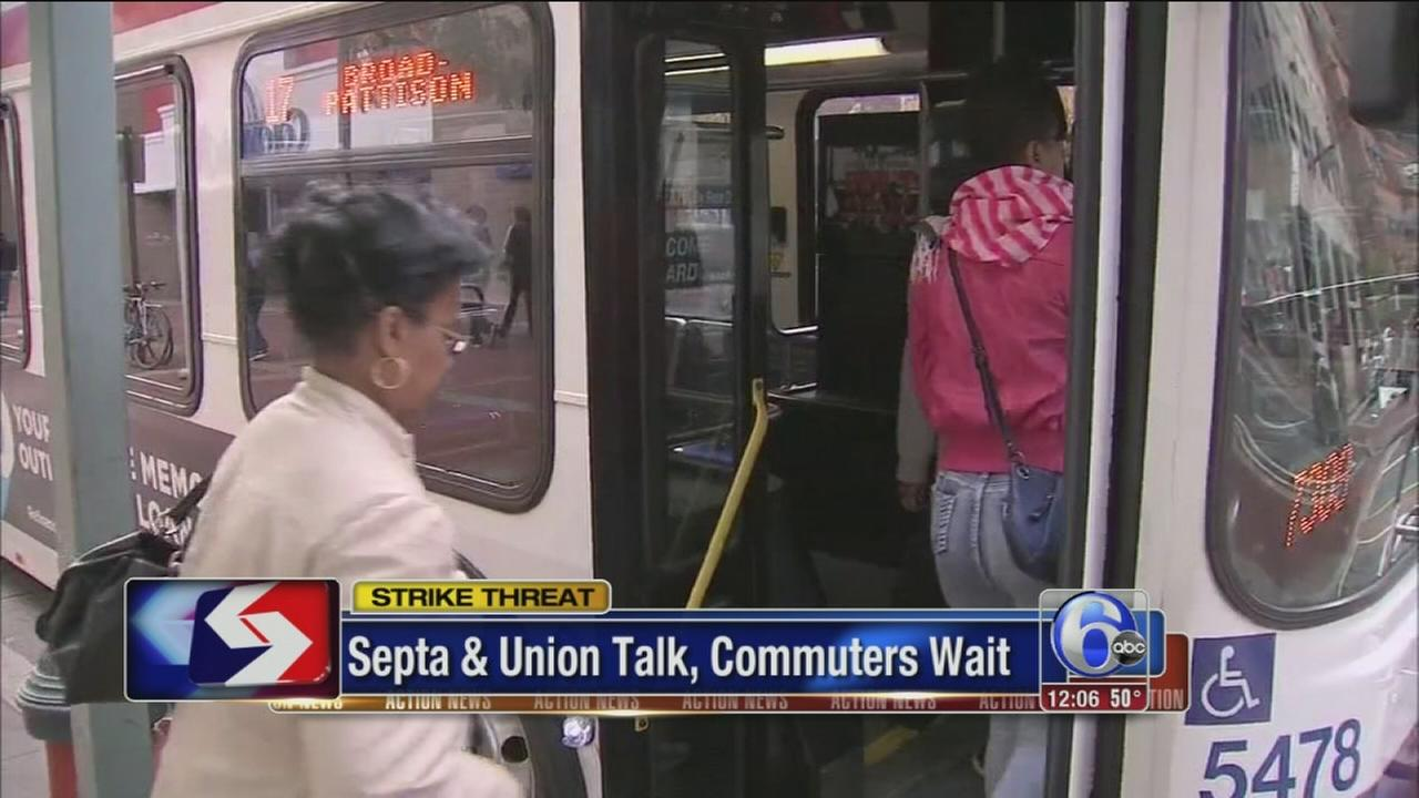VIDEO: SEPTA strike announcement could come today