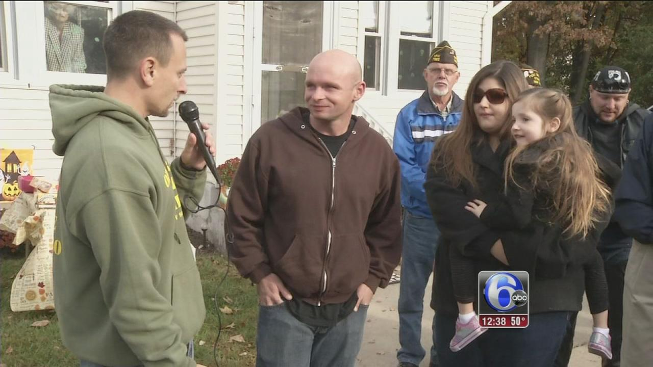 VIDEO: NJ soldier wraps up 13-year tour of duty
