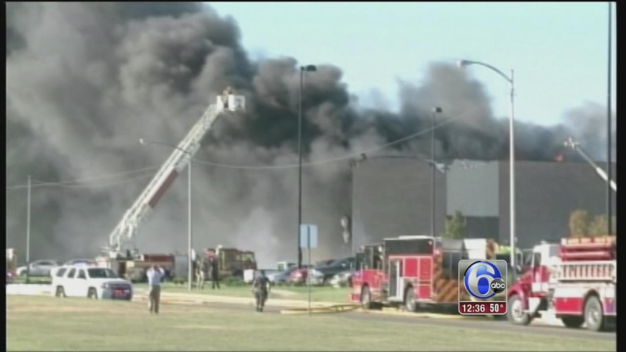 VIDEO: Wichita plane crash latest