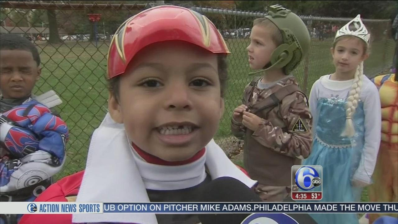 VIDEO: These kids know the meaning of Halloween