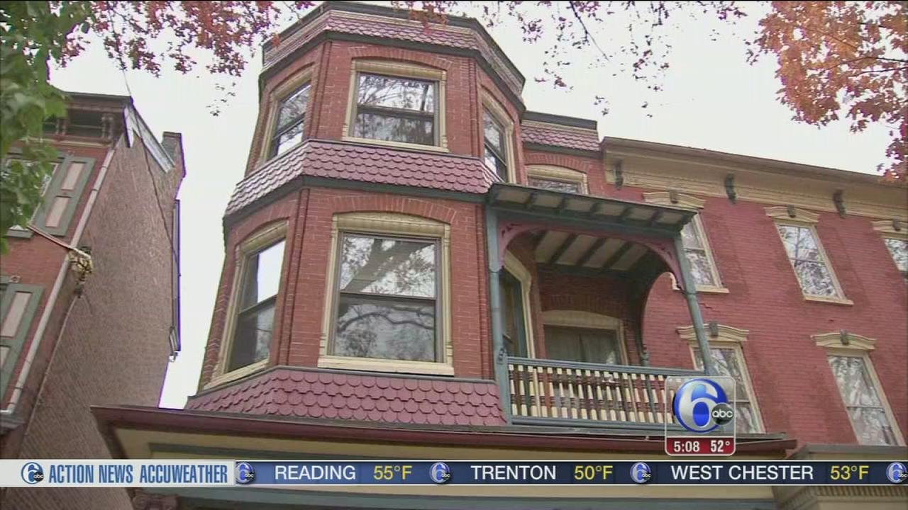 VIDEO: Montco man says house for sale is haunted