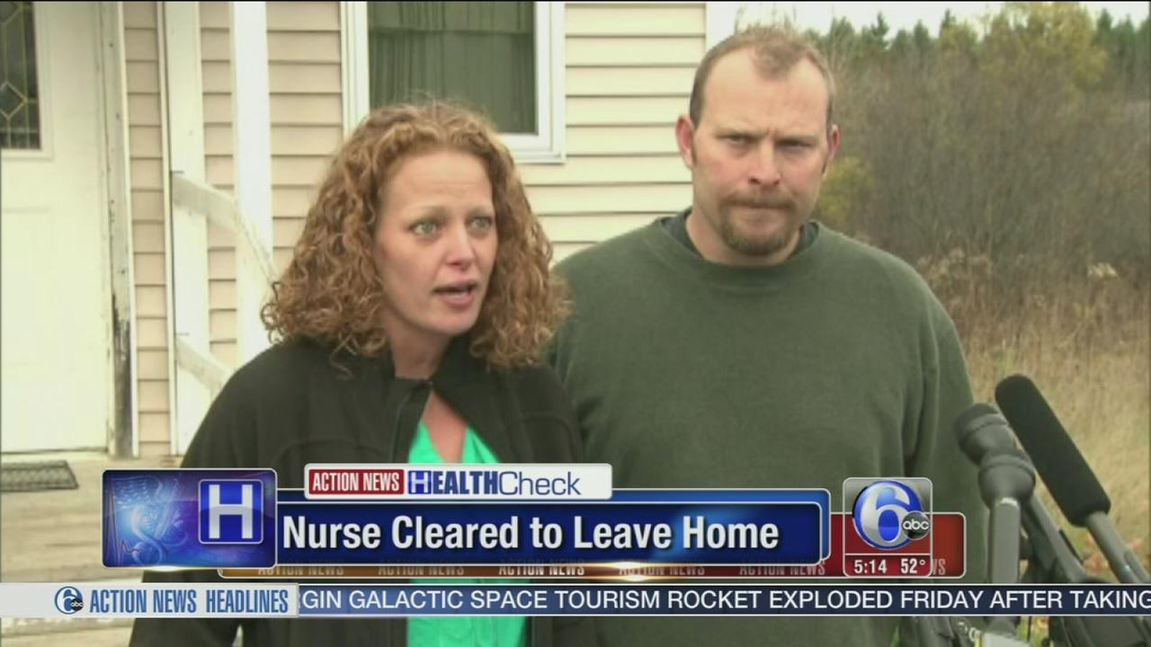 VIDEO: Judge rejects Ebola quarantine for nurse