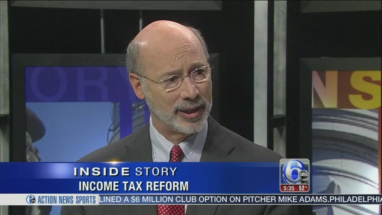VIDEO: Pa. governor race: Profiling Tom Wolf