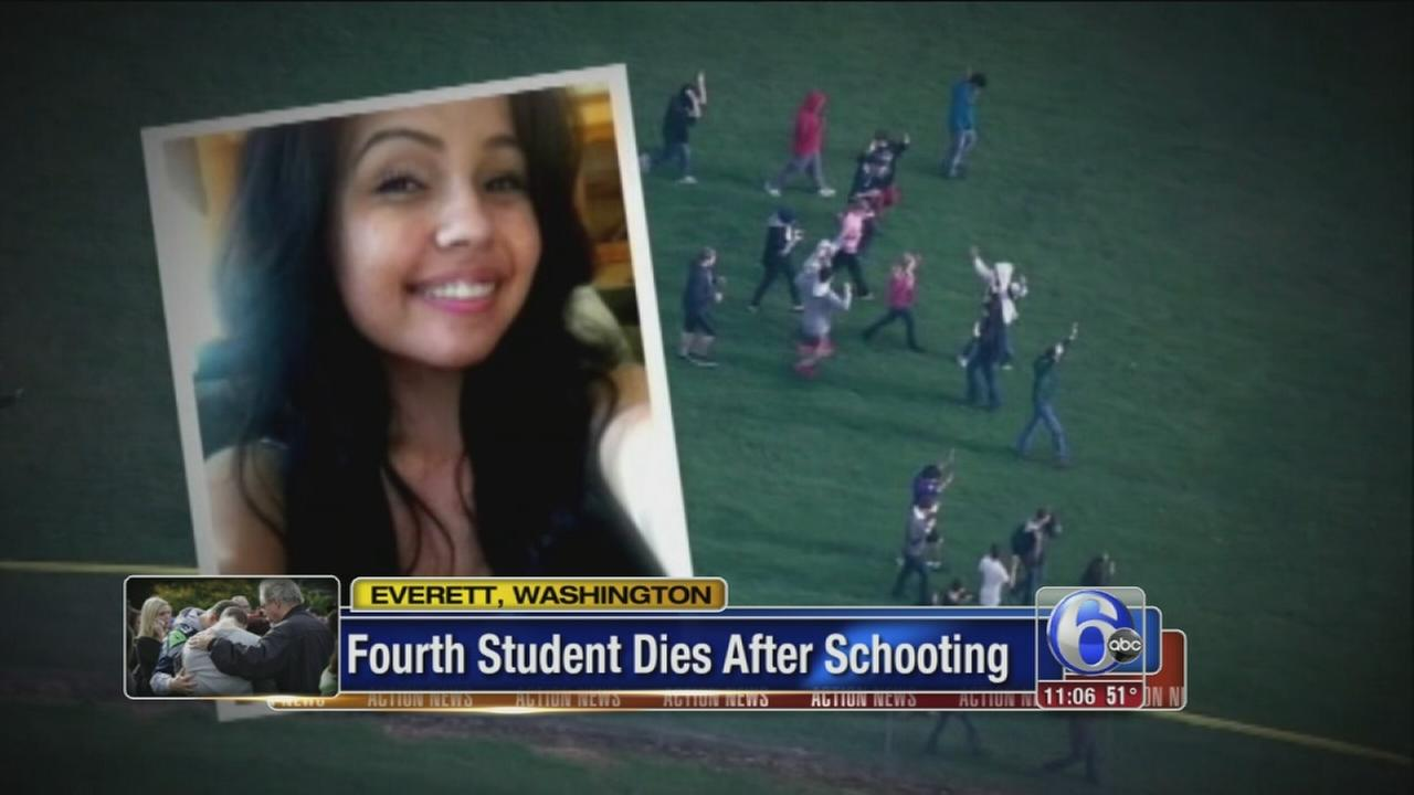 VIDEO: Hospital: Girl, 14, dies after school shooting