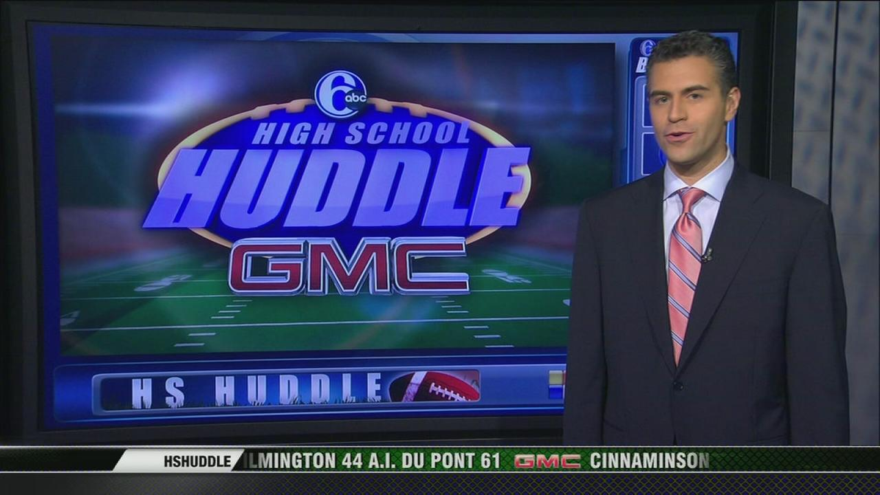 VIDEO: High School Huddle 2014: Week 10