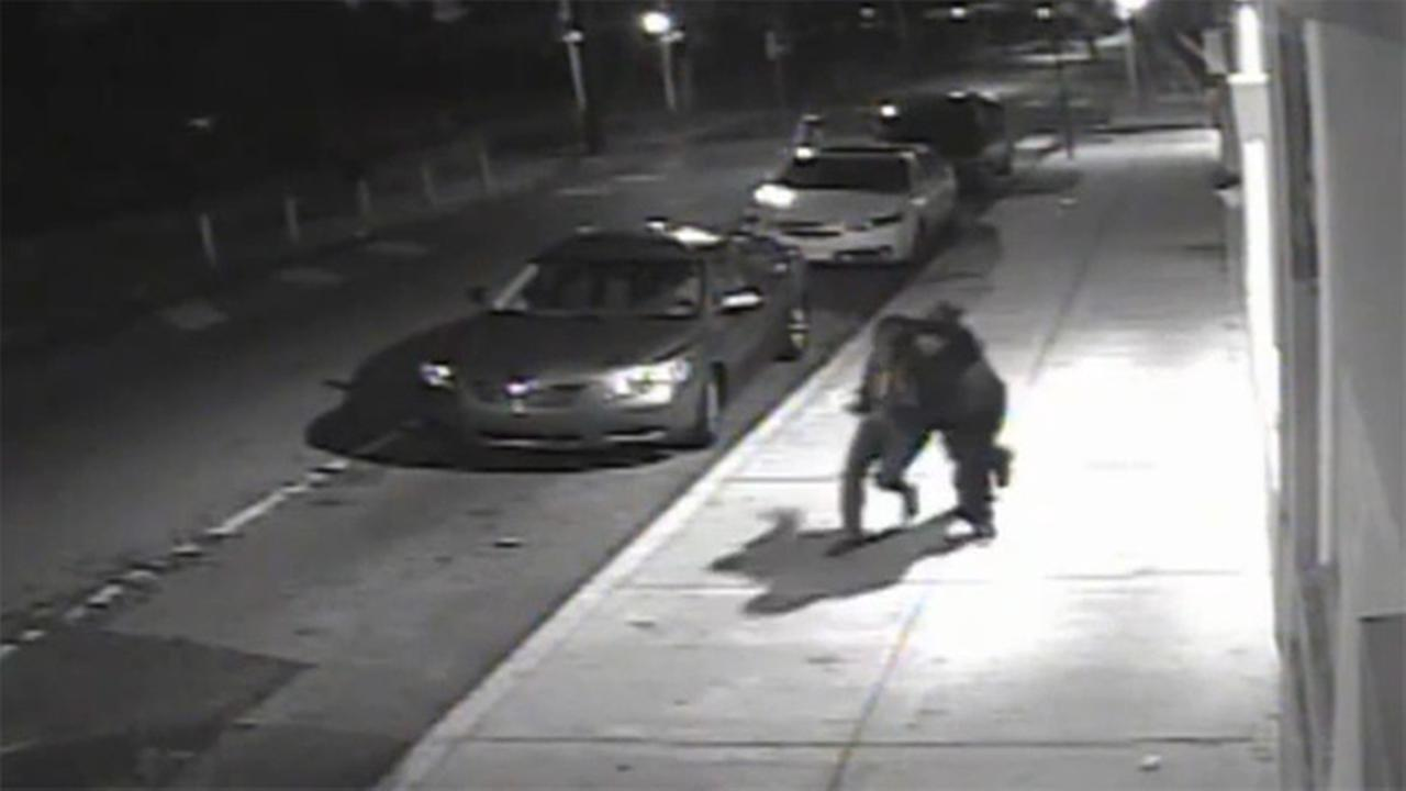 Germantown abduction caught on video