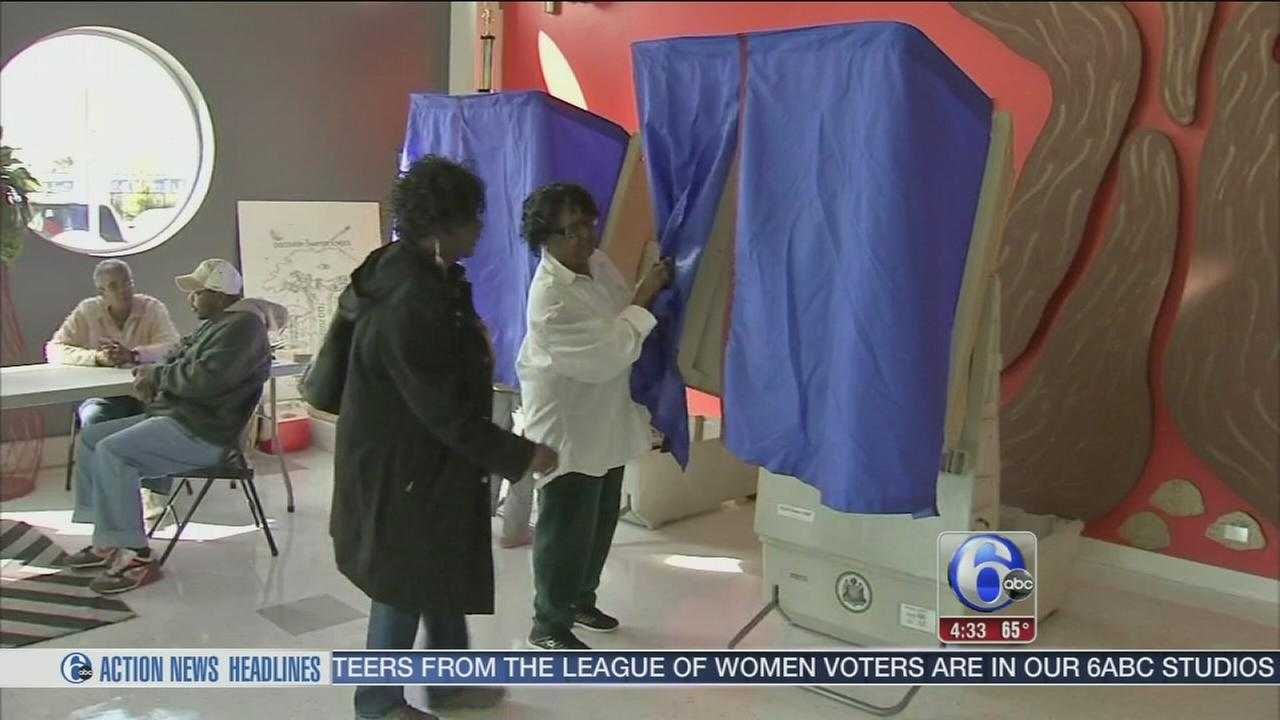 VIDEO: Voter turnout