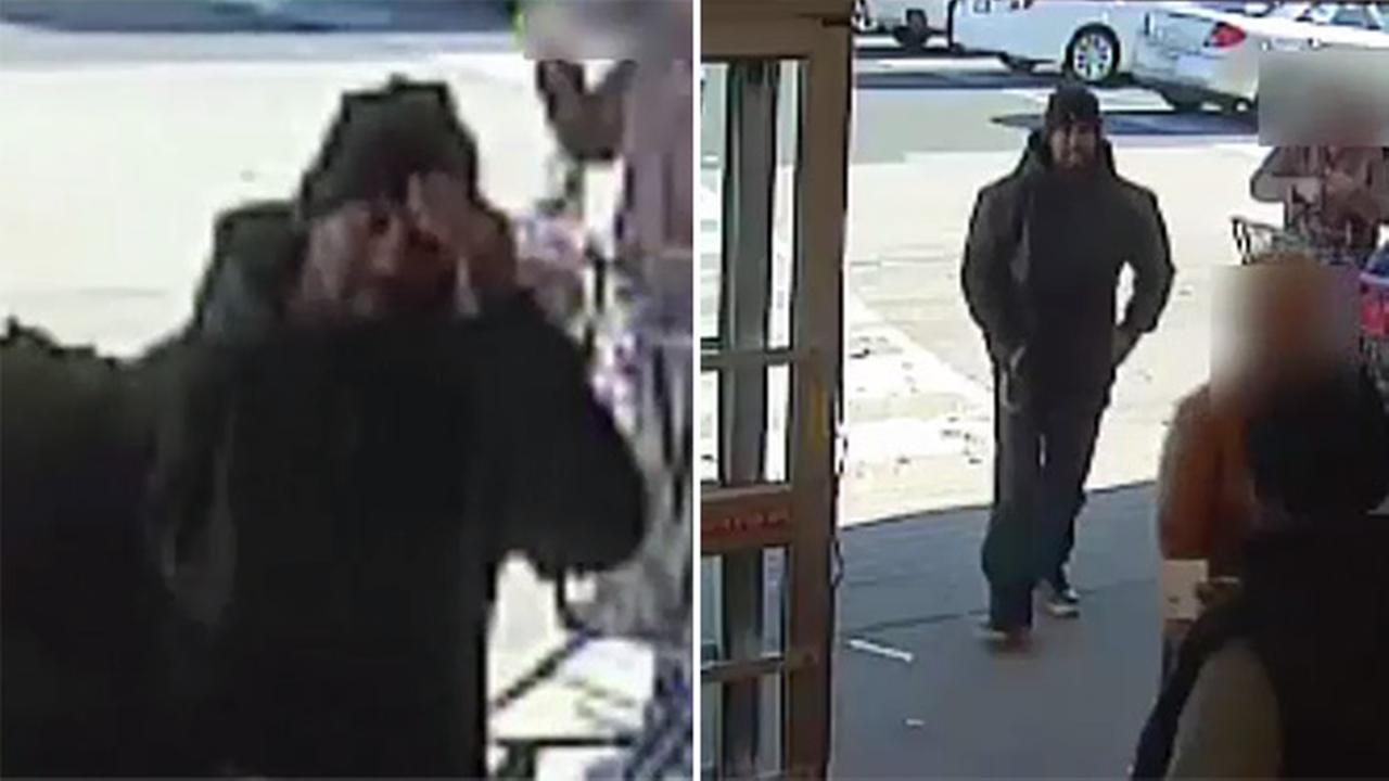 Authorities have released new images of a person of interest in the abduction of 22-year-old Carlesha Freeland-Gaither.
