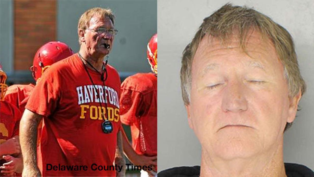 Da Haverford Football Coach Arrested In Dui Hit And Run