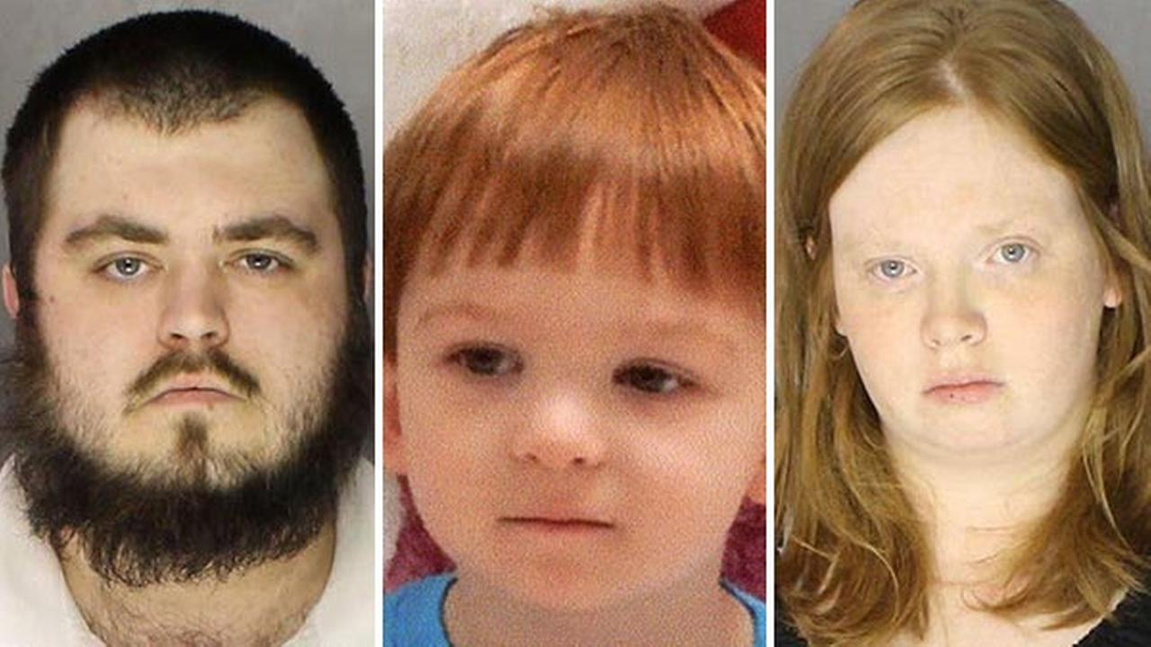 3-year-old hung up by feet, beaten, killed in Chester County