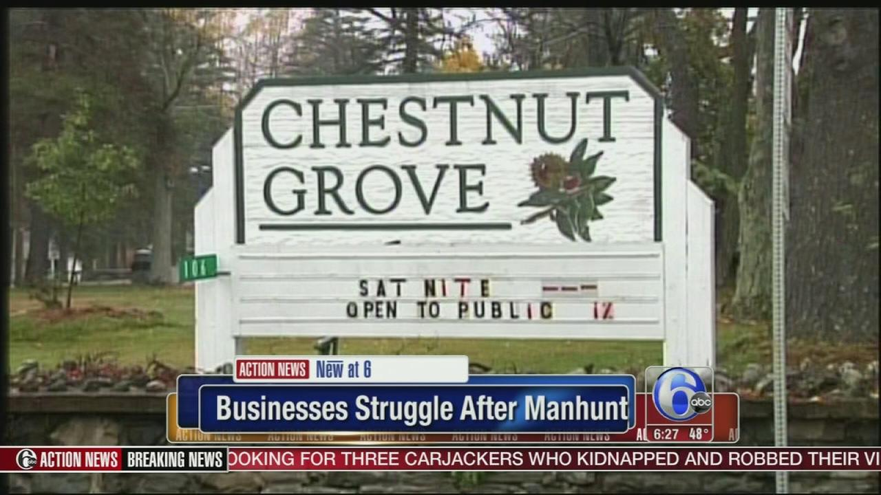 VIDEO: Poconos businesses struggle after Eric Frein manhunt