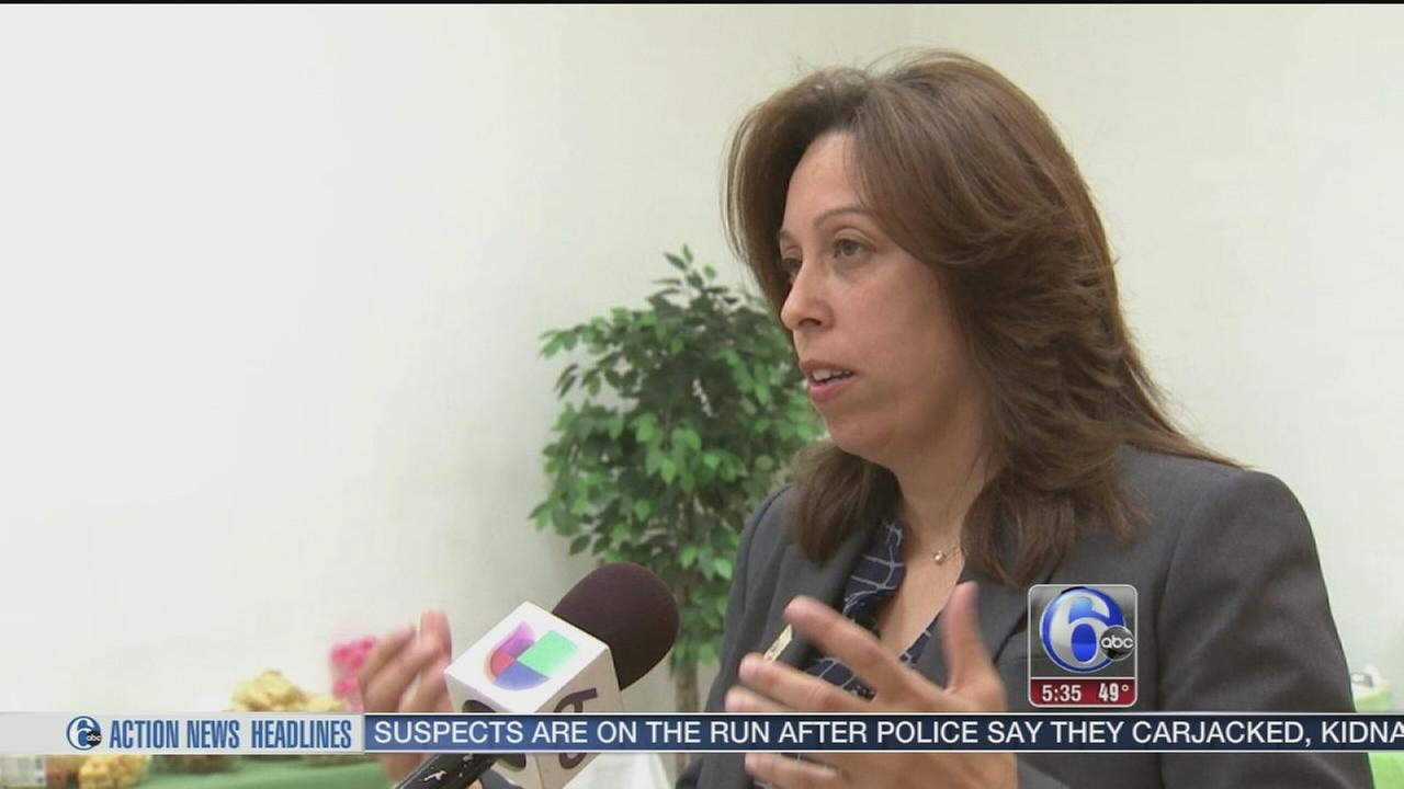 VIDEO: Latina lawmaker makes history in Pa. legislature