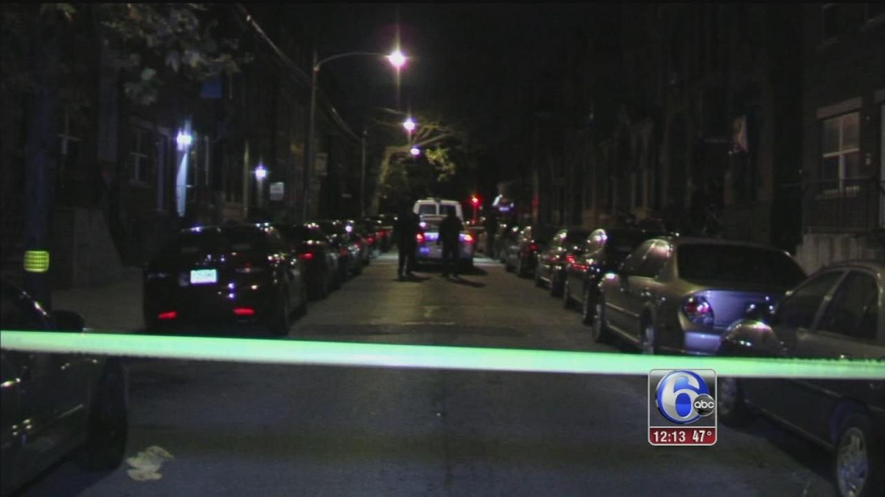 VIDEO: Temple student shot in robbery attempt off campus