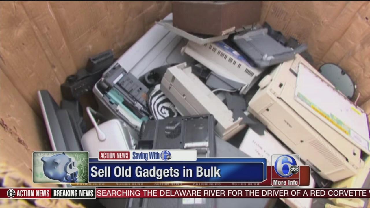 VIDEO: Turn trash into cash