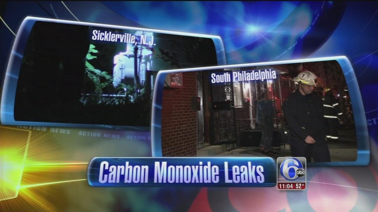 VIDEO: Carbon monoxide leaks