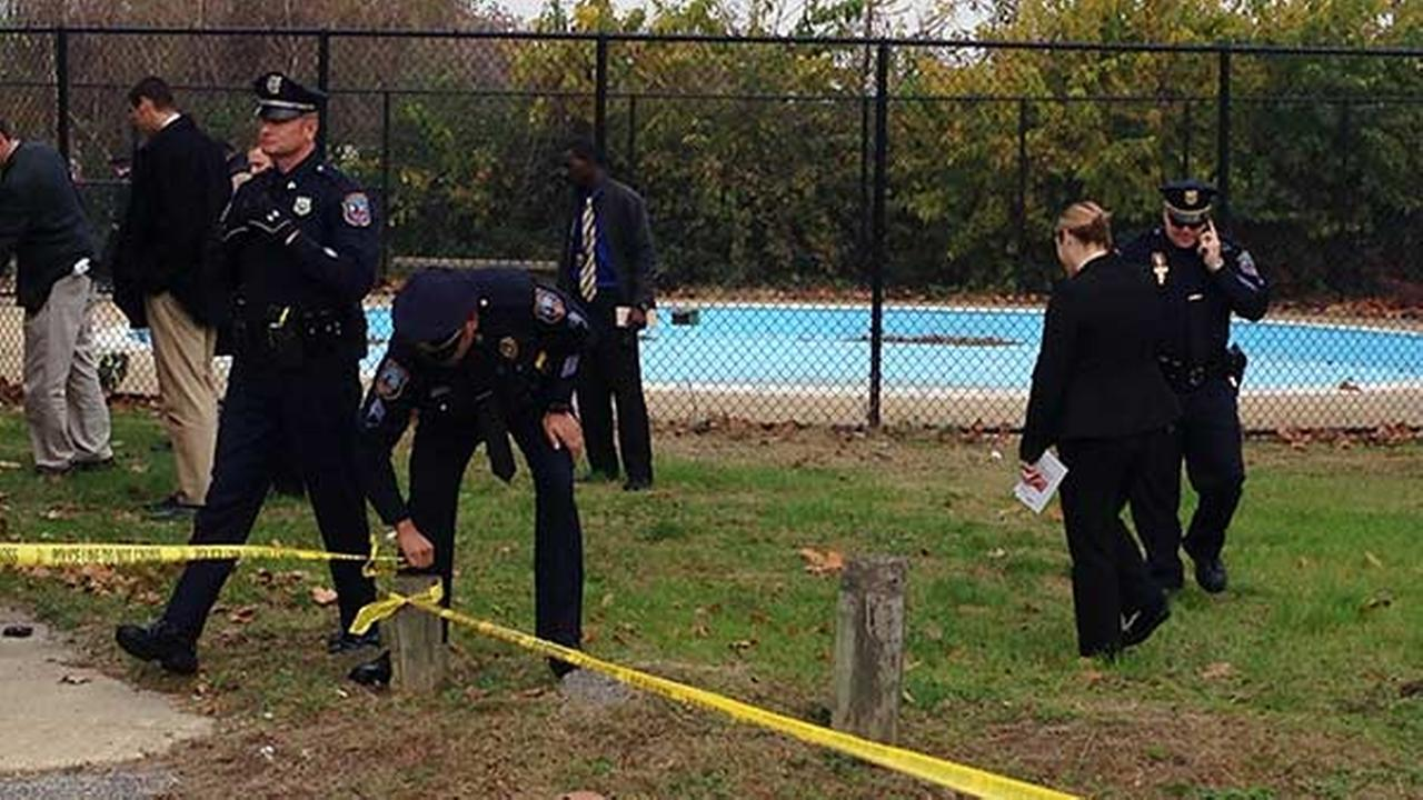 Body found in Wilmington park