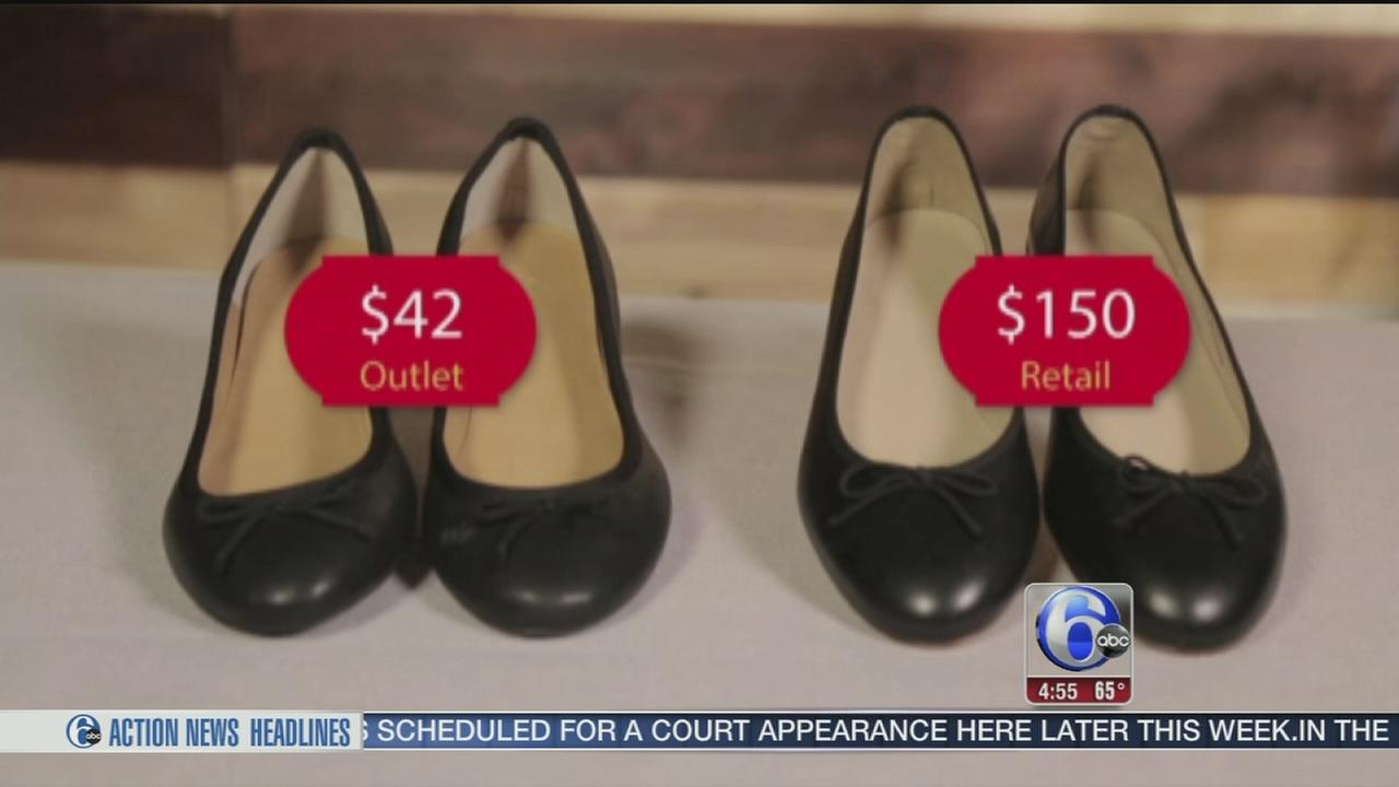 VIDEO: Finding a good deal at outlets