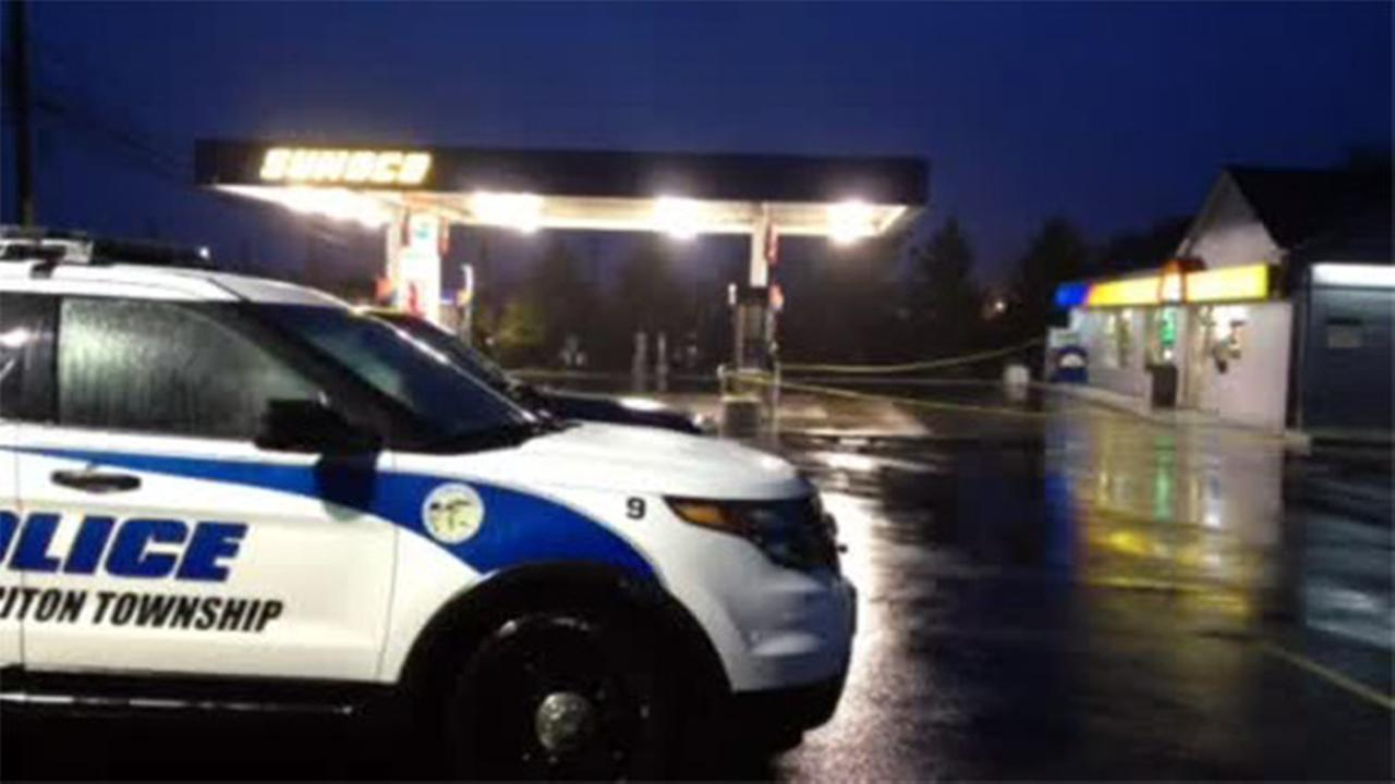 Gas station clerk shot during robbery in East Norriton