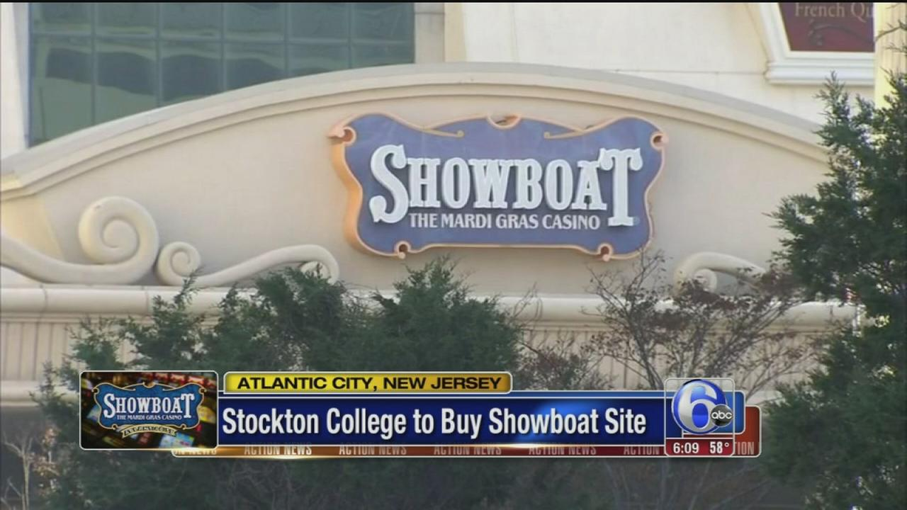 VIDEO: Stockton College buying former Showboat casino