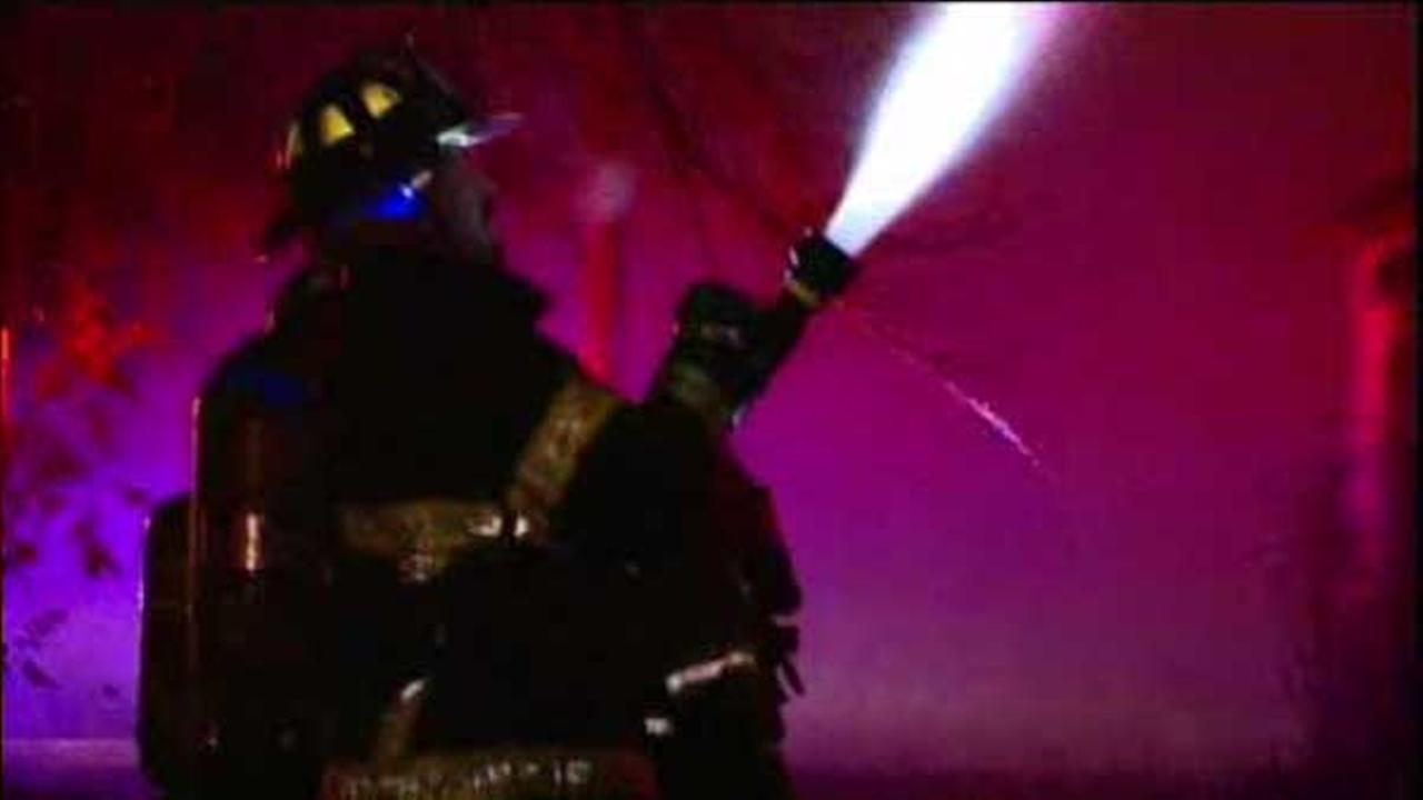Firefighters at higher risk of sleep problems