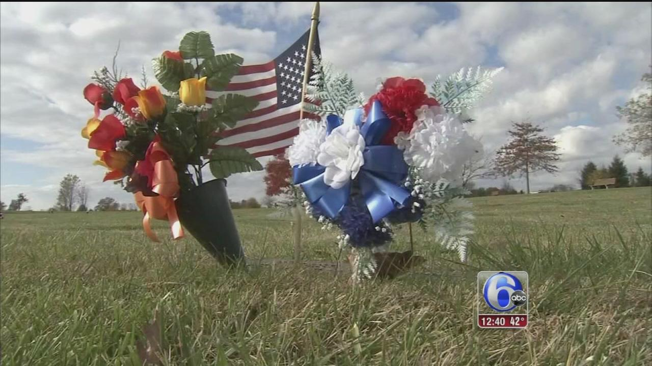 VIDEO: Honoring veterans at a landmark cemetery in NJ