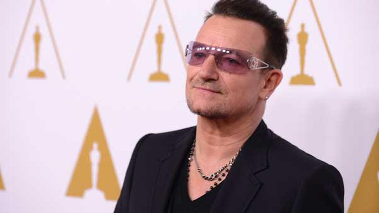 Bono hurts arm in NYC cycling accident 6abc.com