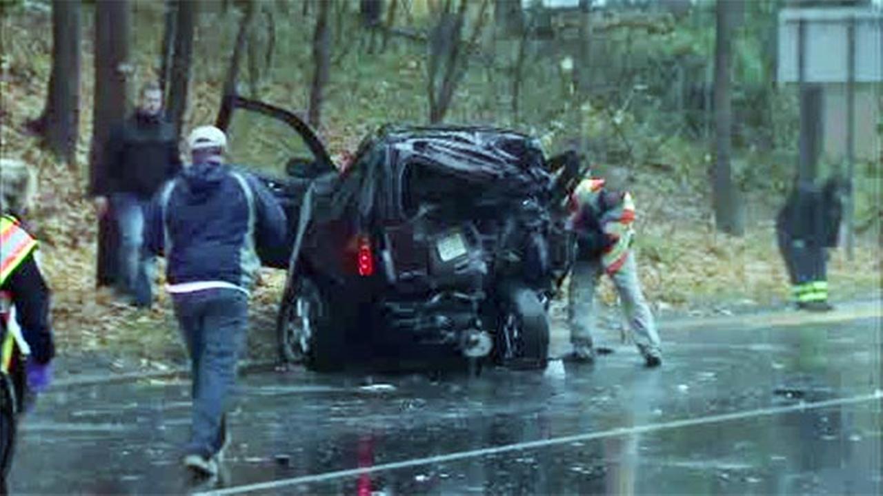 Car Crash Southampton