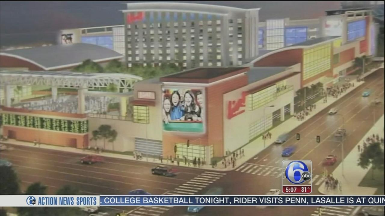 VIDEO: Location of Philly?s next casino announced