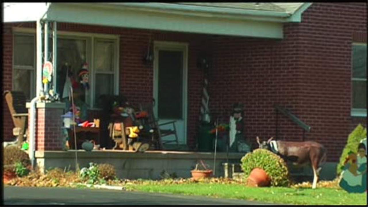 Dog fights off burglar in Berks County