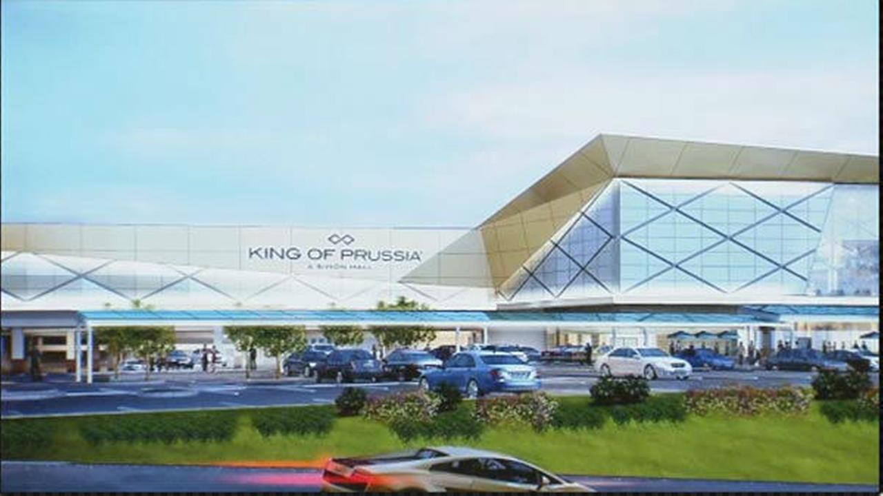 PHOTOS: King of Prussia Mall expansion