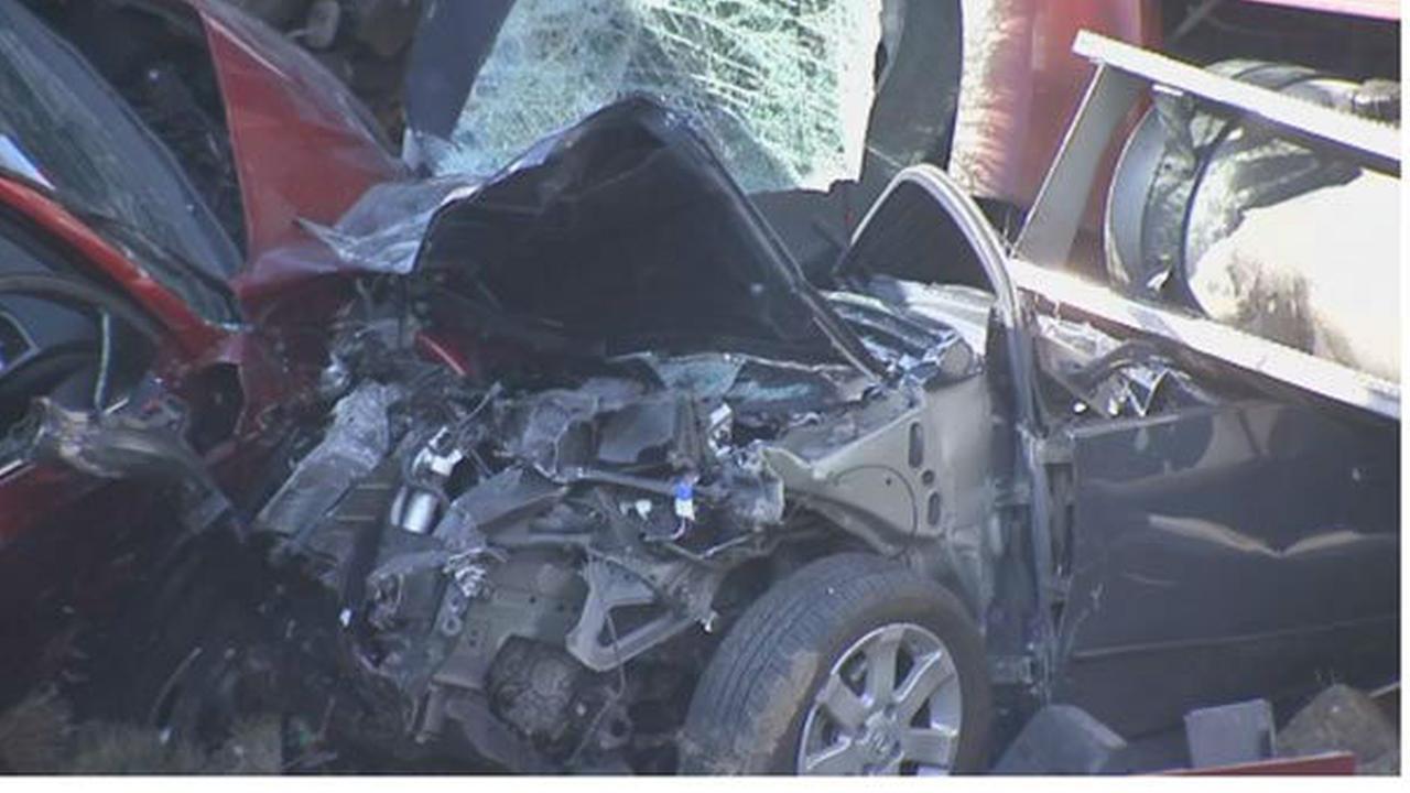 Ne Philadelphia Car Wreck November