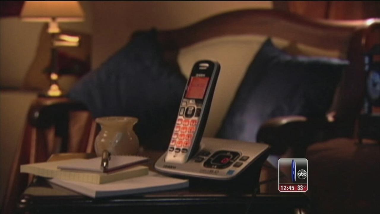 VIDEO: Federal authorities crackdown on debt collectors scam