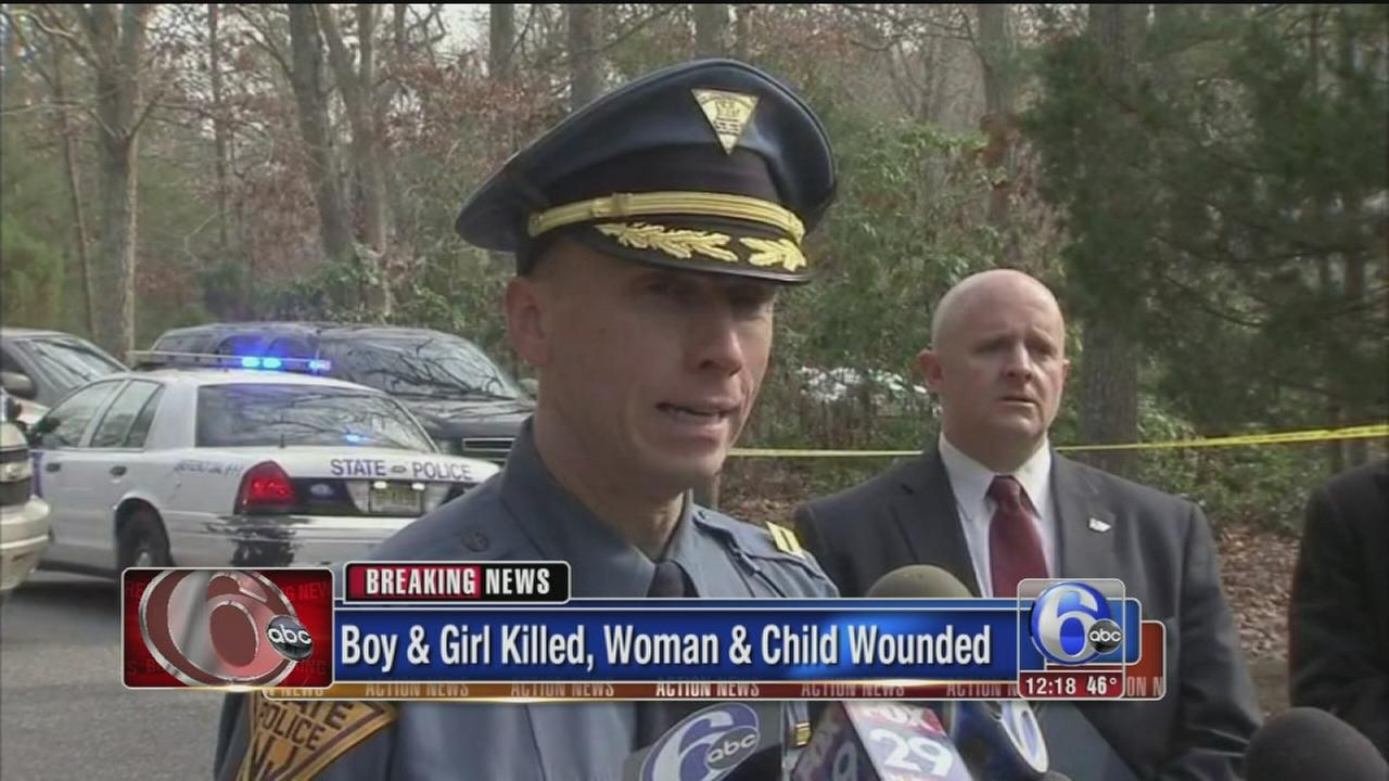VIDEO: Press conference on Tabernacle shooting