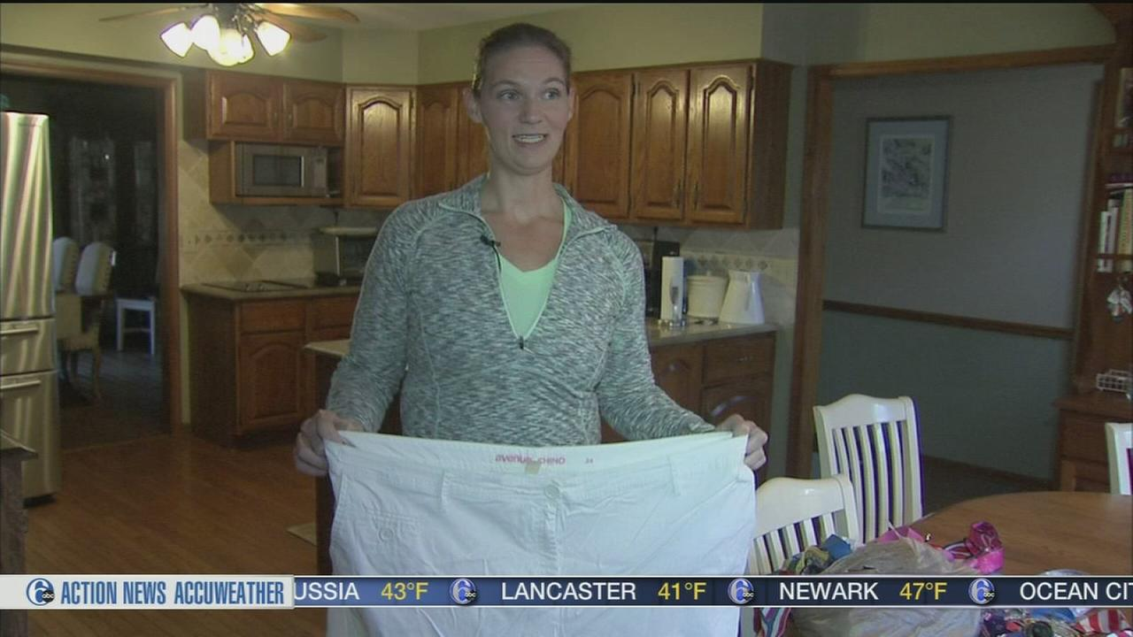 VIDEO: 400 pounds to marathon runner