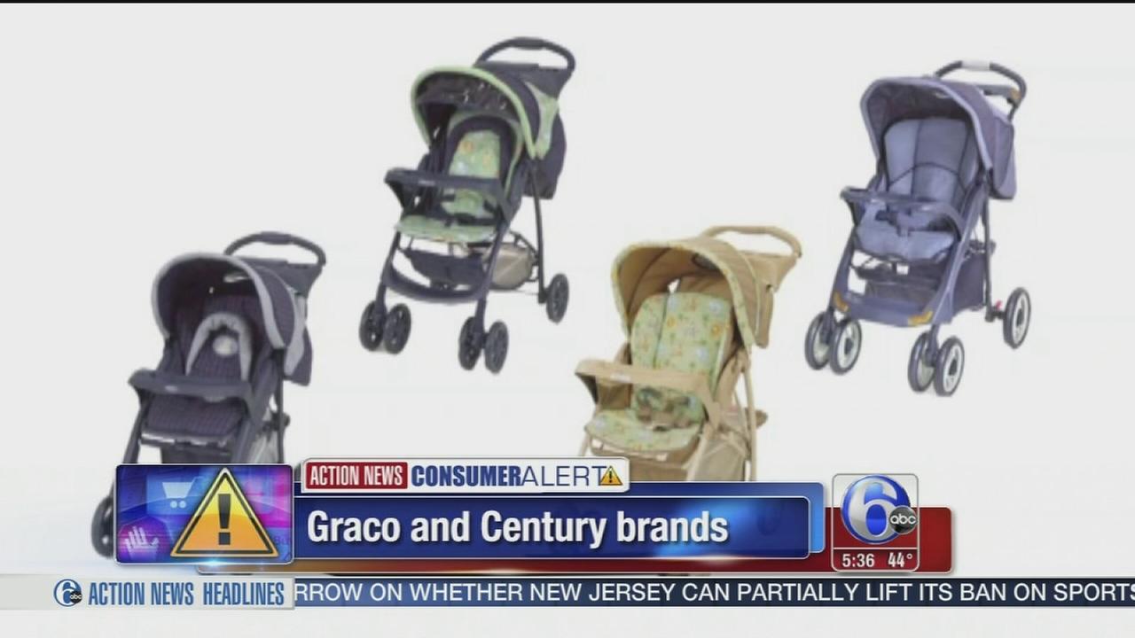 VIDEO: Stroller recall