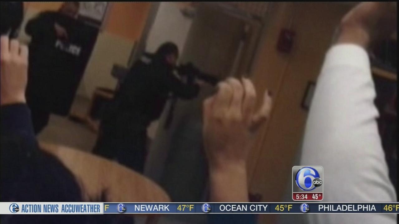 VIDEO: FSU shooting