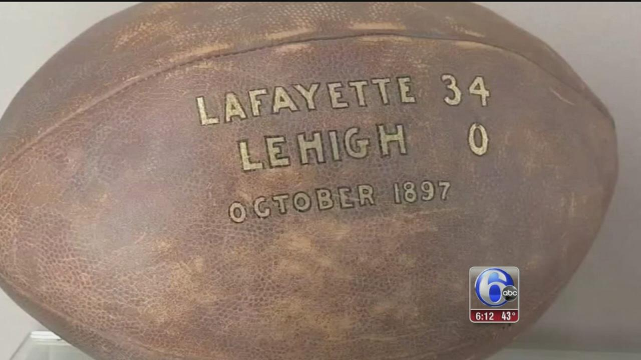 VIDEO: Lafayette vs. Lehigh rivalry 150 years in the making