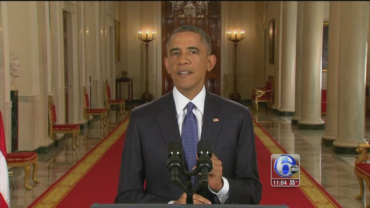 VIDEO: President Obama announces expansive immigration orders