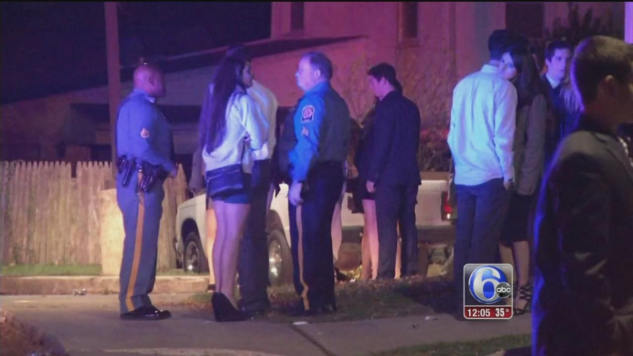 VIDEO: Univ. of Delaware students involved in VFW brawl