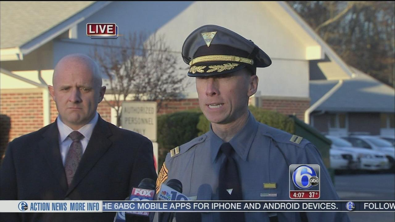 VIDEO: Press conf. on Tabernacle murders