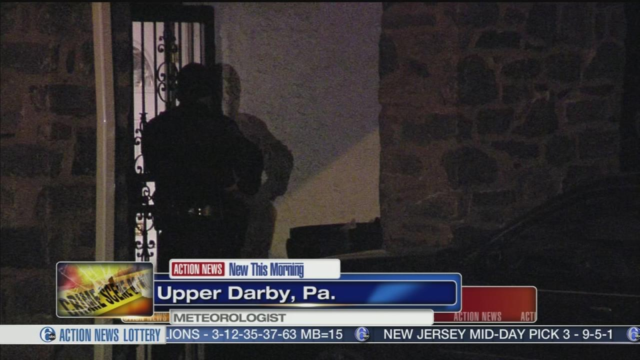 VIDEO: 2 men sought in Upper Darby home invasion