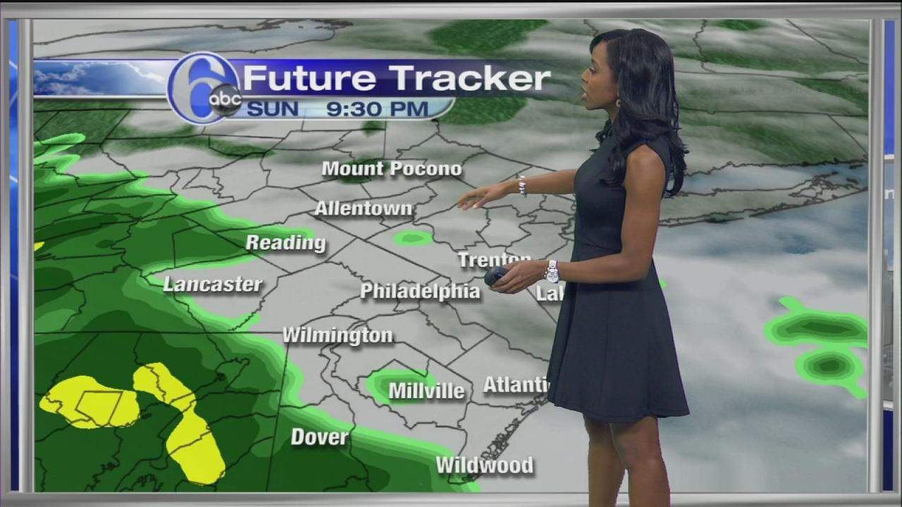 VIDEO: Melissa Magee and Accuweather