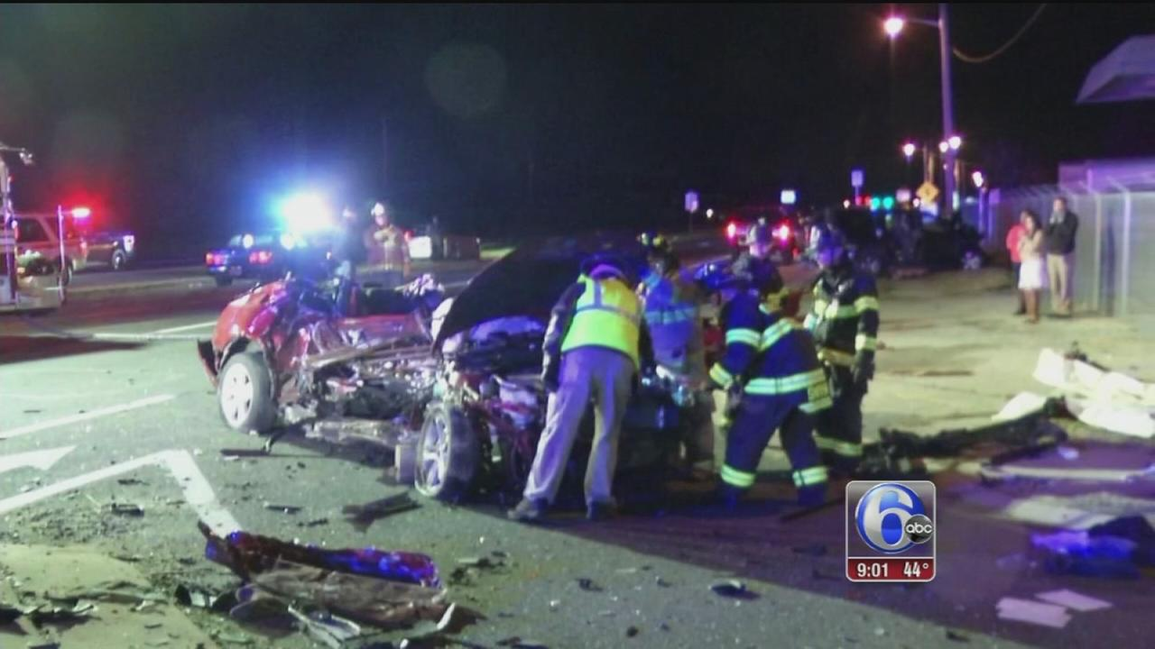 VIDEO: Deadly crash