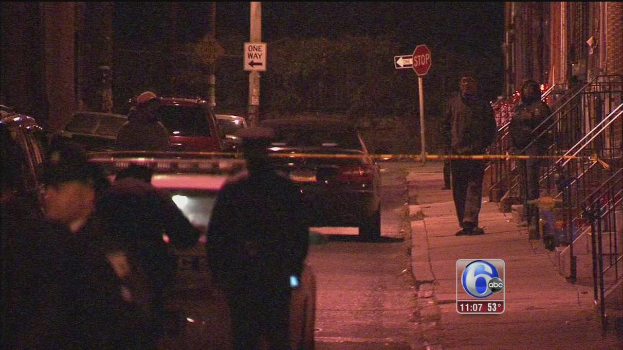 VIDEO: 2 teens shot in North Philadelphia