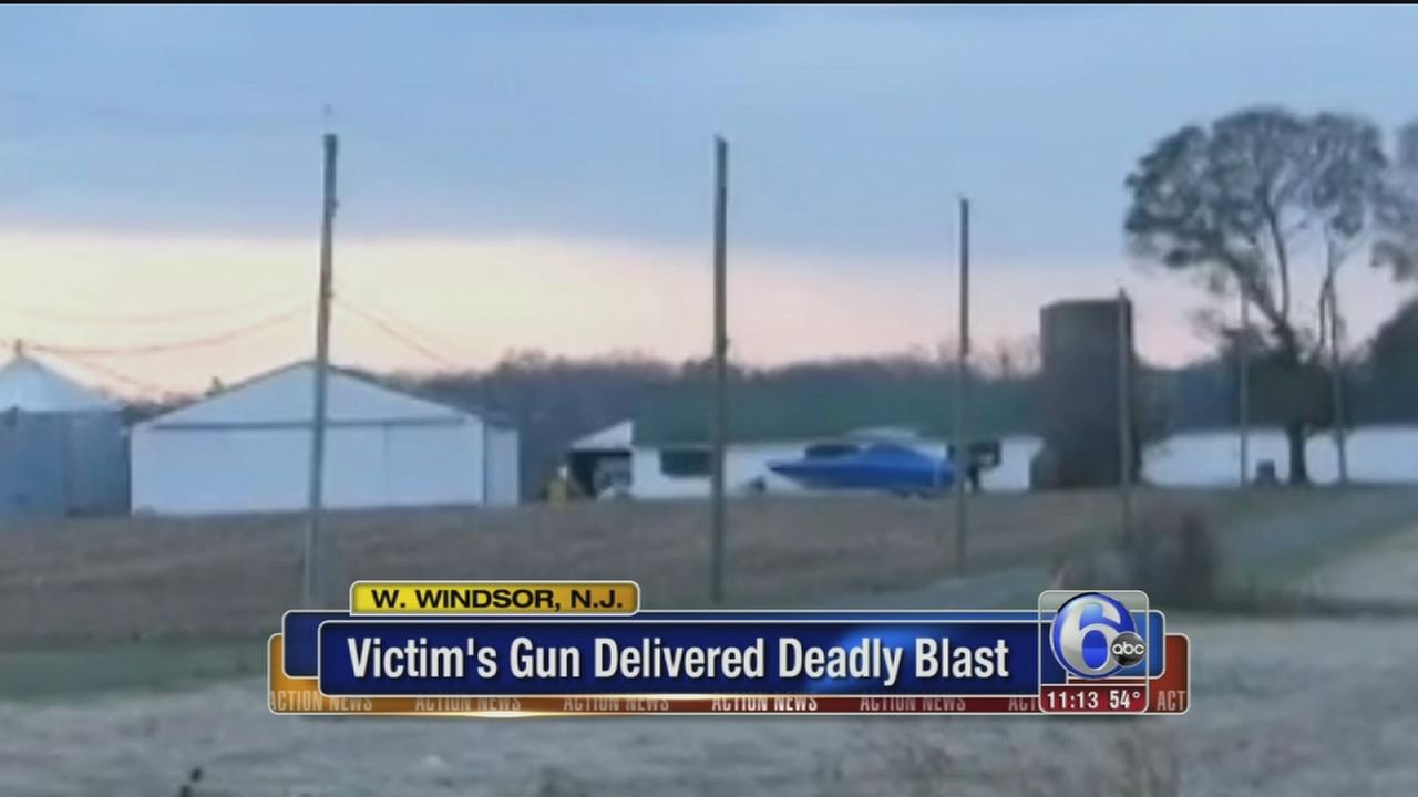 VIDEO: NJ hunter dies after accidentally shooting himself
