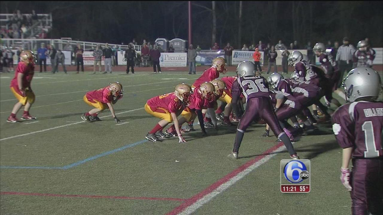 VIDEO: 2 undefeated Archdiocesesan CYO teams battle it out