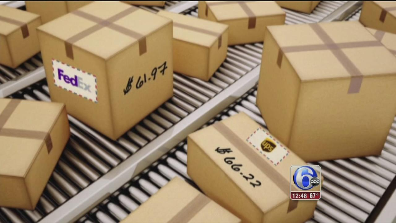 VIDEO: Tips for holiday shipping